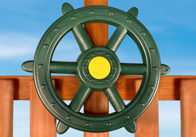 Ship's Wheel - Large