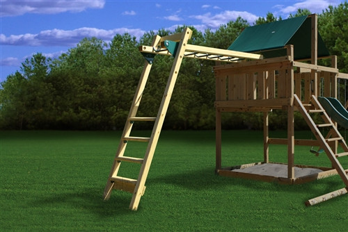 Monkey Bar Kit Swing Set Kits And Plans From Plan It Play