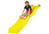 Studio shot of Yellow Cool Wave Slide from Plan-It-Play.