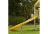 Lifestyle view of Yellow Side Winder Slide from Plan-It-Play.