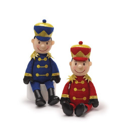 Toy Soldier Plush