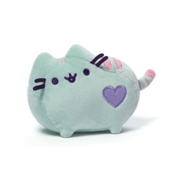 Pusheen Pastel Green