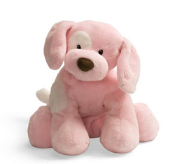 Spunky Dog, Pink Medium