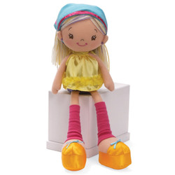 Addy Blonde Hair Doll