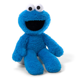 Cookie Monster Take Along Buddy