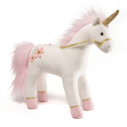 LilyRose Pink Unicorn Plush