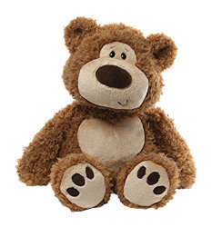 "Ramon Teddy Bear 18"" Plush"