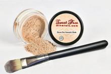 Mineral Concealer with Concealer Brush