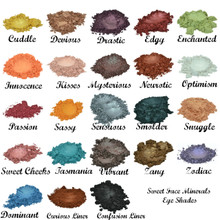 Eye Shadow Shades