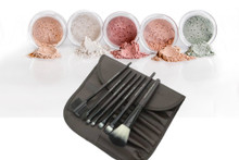 5 Piece Full Size Kit with Brush Set
