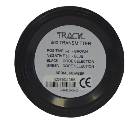 Vehicle Access Transmitter - Track 200 Tx
