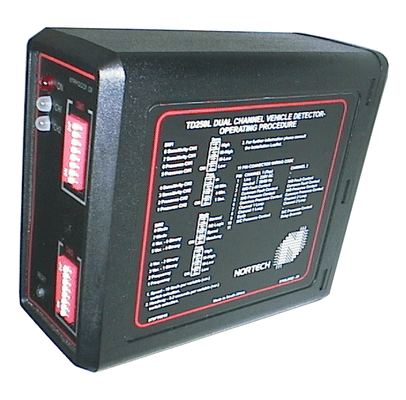 Boxed Detector CH2 - TD250L