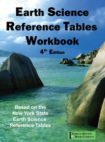 Earth Science Reference Tables Workbook - 4th Edition