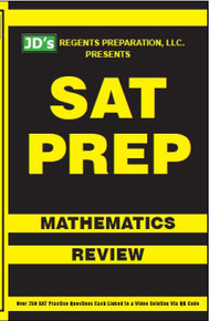 SAT PREP - MATHEMATICS REVIEW