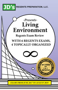 JD's Regents Preparation LIVING ENVIRONMENT Regents Exam Review