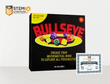 BULLSEYE Math Board Game - 2nd Edition