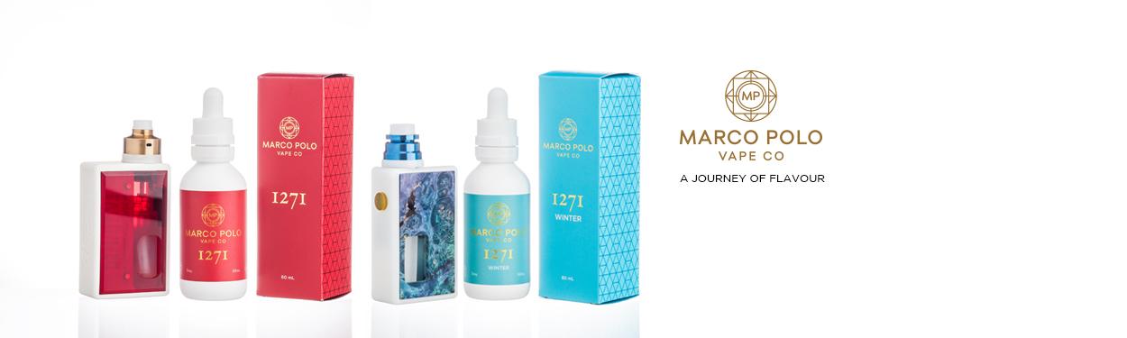 Marco Polo Vape Co. E-Liquid
