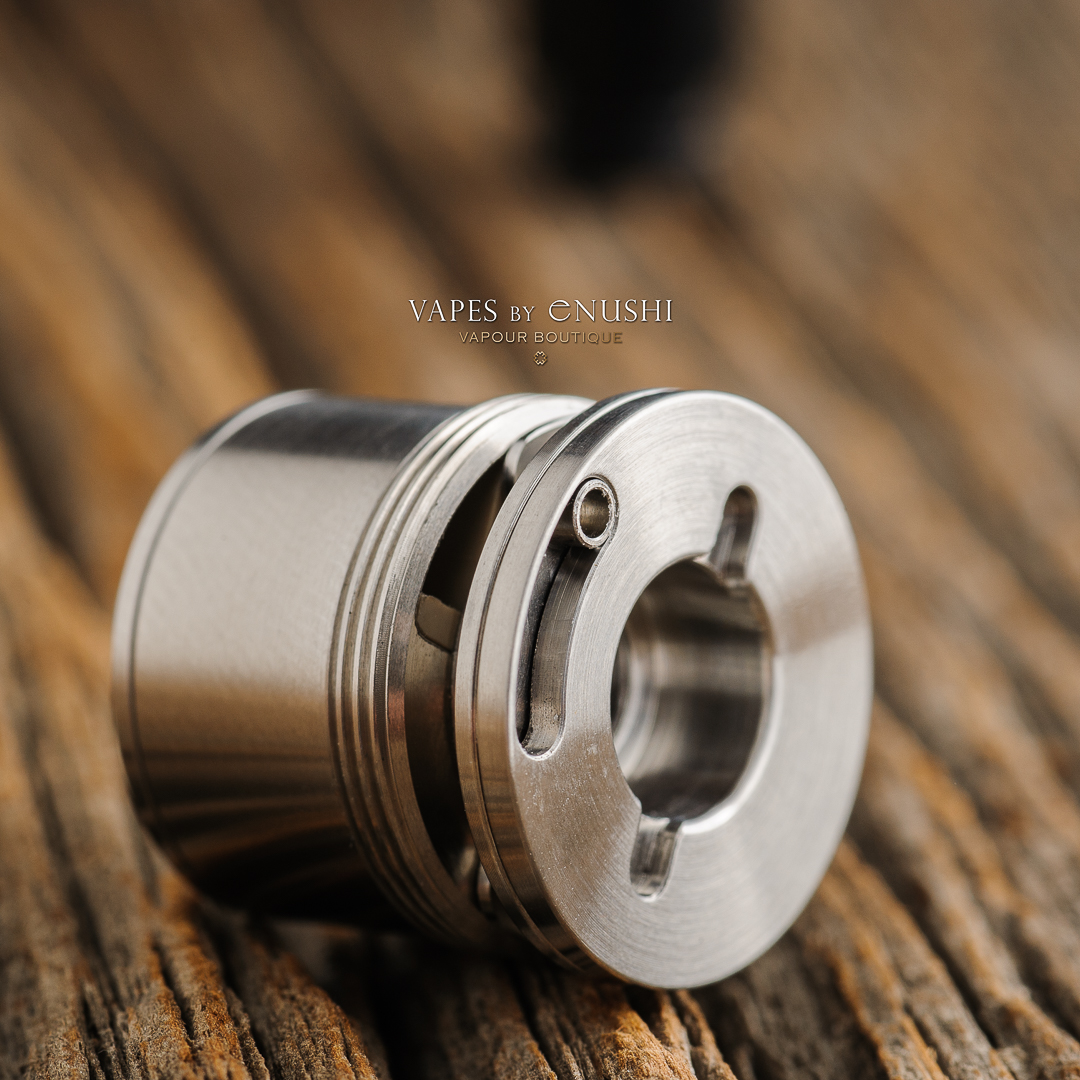 Vicious Ant Club Omega Atomizer Top Air Flow Intake