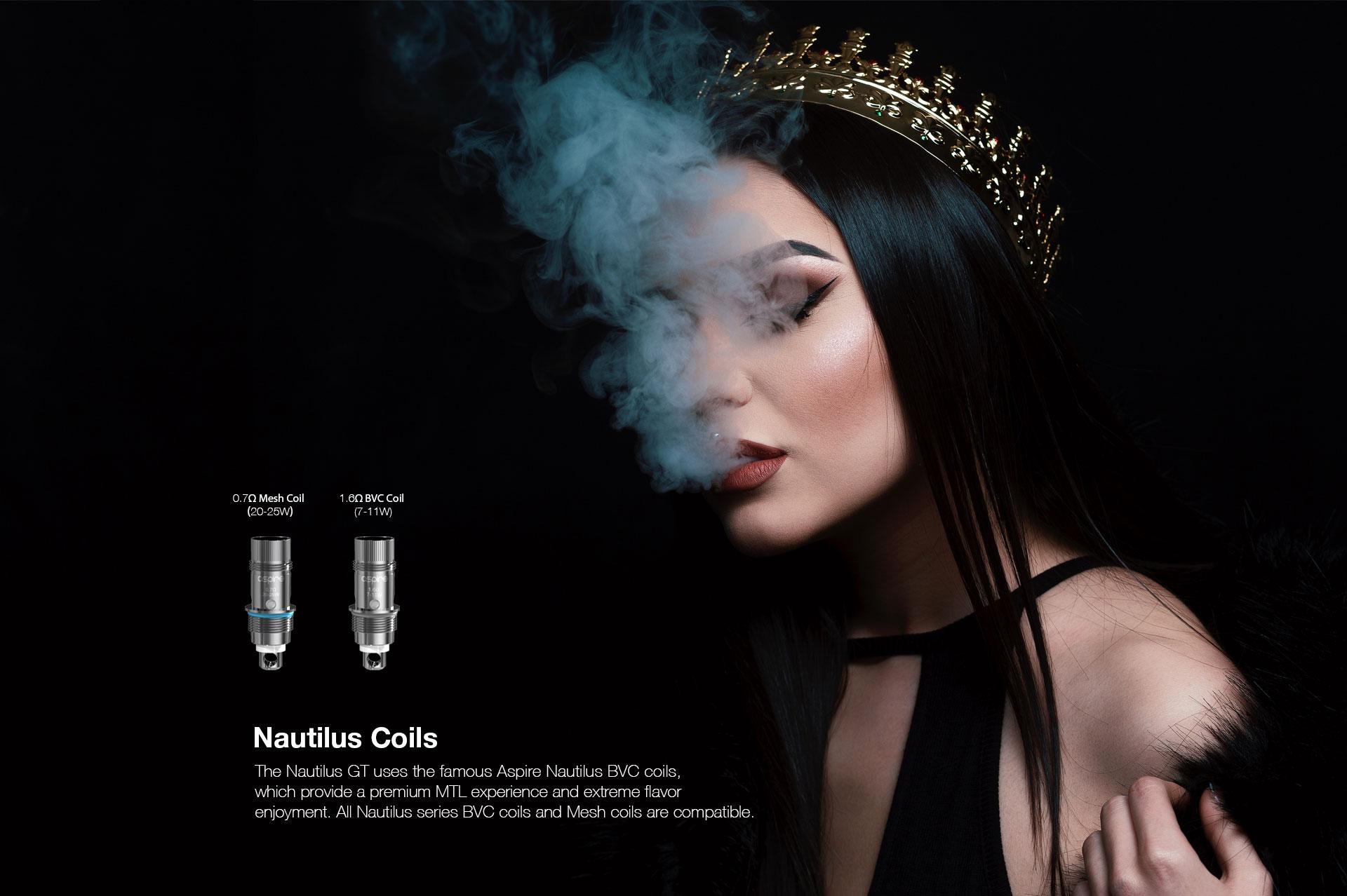 Aspire Nautilus GT Coils
