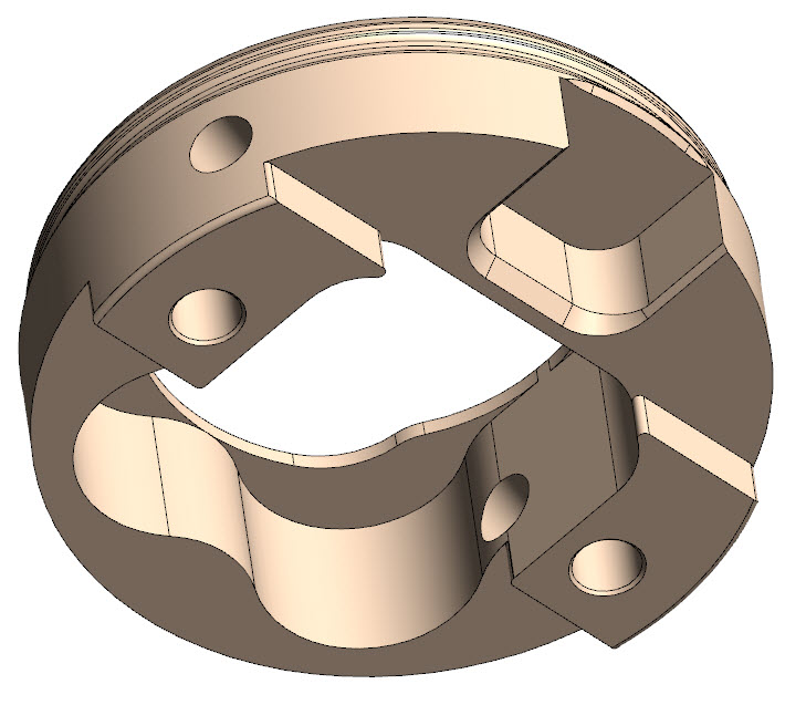 SQuape N[duro] Closing Ring DL