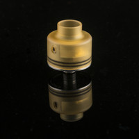 "Odis Collection & Design - ""Wide Bore Slam Cap for O-Atty and O-Genny"", Ultem"