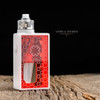 """Octopus Mods - """"Octopus Acrylic Door, Transparent Red, Enucci Edition"""". Shown with completed mod for reference only."""