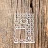 "Octopus Mods - ""Octopus Acrylic Door, Transparent Classic, Enucci Edition"""
