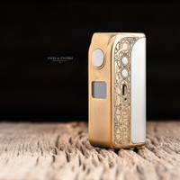 "OLC - ""Stratum OLC Gold Time Edition"" SX350 18650 Mod"