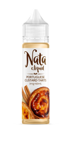 Nata e Liquid - Portuguese Custard Tarts (60mL
