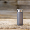 """I'M Infinity Mods x SunBox - """"Cappy BFX, SS Cap"""", 8.5 mL Silicone Bottle Kit, Stainless Steel"""