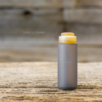 "I'M Infinity Mods x SunBox - ""Cappy BFX, Ultem Cap"", 8.5 mL Silicone Bottle Kit"
