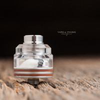 "Bell Vape by Chris Mun - ""Bell Cap V3 for Armor 1.0 RDA by Armor Mods"""