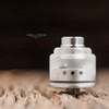 """Bell Vape by Chris Mun - """"Bell Cap for Le Concorde by Vaponaute"""" - Matte Note: Drip tip and deck are NOT included in sale. Shown for demonstration purposes only."""