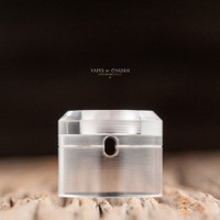 "Bell Vape by Chris Mun - ""Bell Cap Polished Regular for Haku Phenom/Cruiser by Haku Engineering"" - POLISHED"