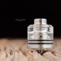 "Bell Vape by Chris Mun - ""Bell Cap (Regular) for NarDA by Nar Mods"" - POLISHED"