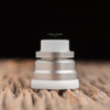 """Nick Ricotta Customs - """"Beauty Ring / Drip Tip Set"""" for Typhon, Solid White (Delrin)"""