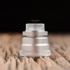 """Nick Ricotta Customs - """"Beauty Ring / Drip Tip Set"""" for Typhon, Clear"""