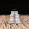 "Nick Ricotta Customs - ""Beauty Ring / Drip Tip Set"" for Typhon, Fluorescent Blue"