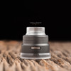 """Nick Ricotta Customs - """"Beauty Ring / Drip Tip Set"""" for Armor RDA, Clear"""