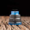 """Nick Ricotta Customs - """"Beauty Ring / Drip Tip Set"""" for Armor RDA, Clear Blue"""