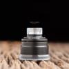 "Nick Ricotta Customs - ""Beauty Ring & 510 Drip Tip Set"", Fluorescent Blue"