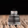 "Nick Ricotta Customs - ""Beauty Ring & 510 Drip Tip Set"", Clear"