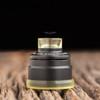 "Nick Ricotta Customs - ""Beauty Ring & 510 Drip Tip Set"", Clear Yellow"