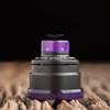 "Nick Ricotta Customs - ""Beauty Ring & 510 Drip Tip Set"", Clear Purple"