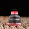"""Nick Ricotta Customs - """"Beauty Ring & 510 Drip Tip Set"""", Clear Neon Pink"""