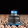 "Nick Ricotta Customs - ""Beauty Ring & 510 Drip Tip Set"", Clear Blue"