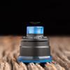 "Nick Ricotta Customs - ""Beauty Ring & 510 Drip Tip Set"", Clear Blue"