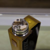 "Proteus Progeks - ""SQUI"" 22mm Squonk Atomizer. Mod not included in sale. Shown for demonstration purposes only"