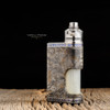 "Bell Vape by Chris Mun - ""Bell Cap Slam for Haku Phenom/Cruiser by Haku Engineering"". Shown with drip tip, Haku deck, and mod for demonstration purposes only. This sale is ONLY for the Haku Slam Bell Cap."
