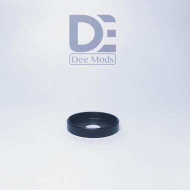 "Dee Mods - ""Shorty V2 Black Delrin Beauty Ring"""